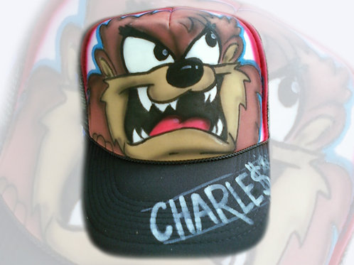 Taz Cartoon Hat