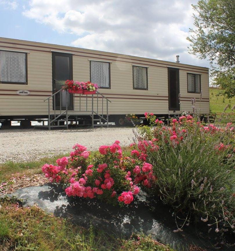 Mobile-home 4-6 personnes