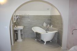 salle de bain de la romantique
