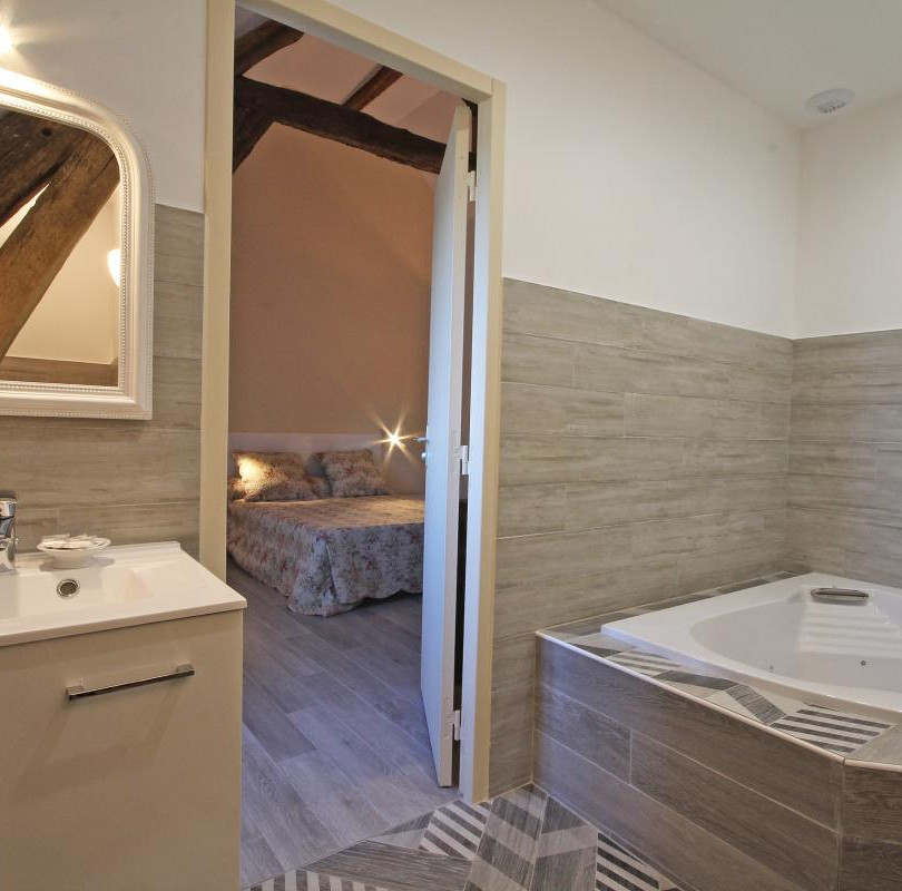 salle de bain de la balnéo