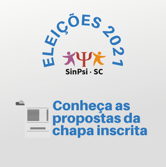 Eleições no SINPSI: Conheça as propostas da chapa candidata à Gestão 2021-2025