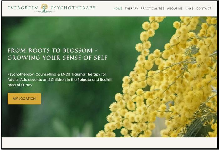 Evegreen Psychotherapy UK