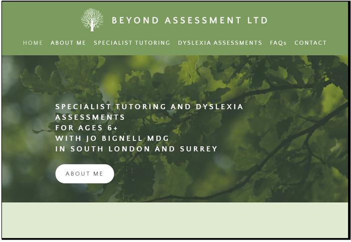 Beyond Assessent Ltd