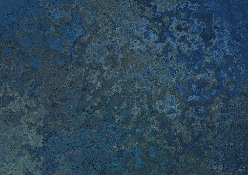 Mottled blue background