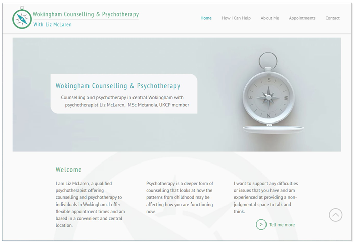 Wokingham Counselling & Psychotherapy