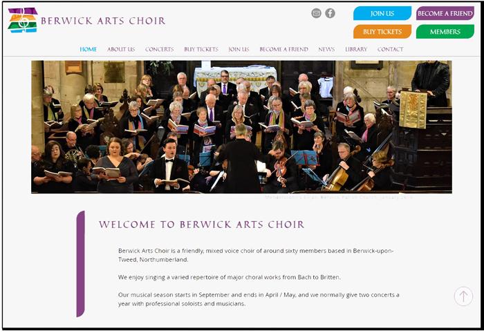 Berwick Arts Choir
