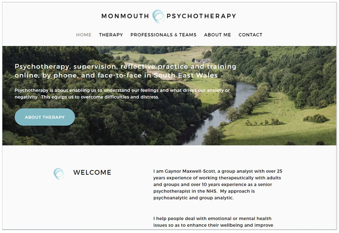 Monmouth Psychotherapy