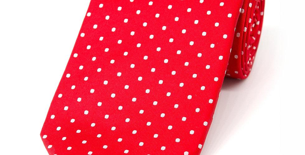 Red Spot Woven