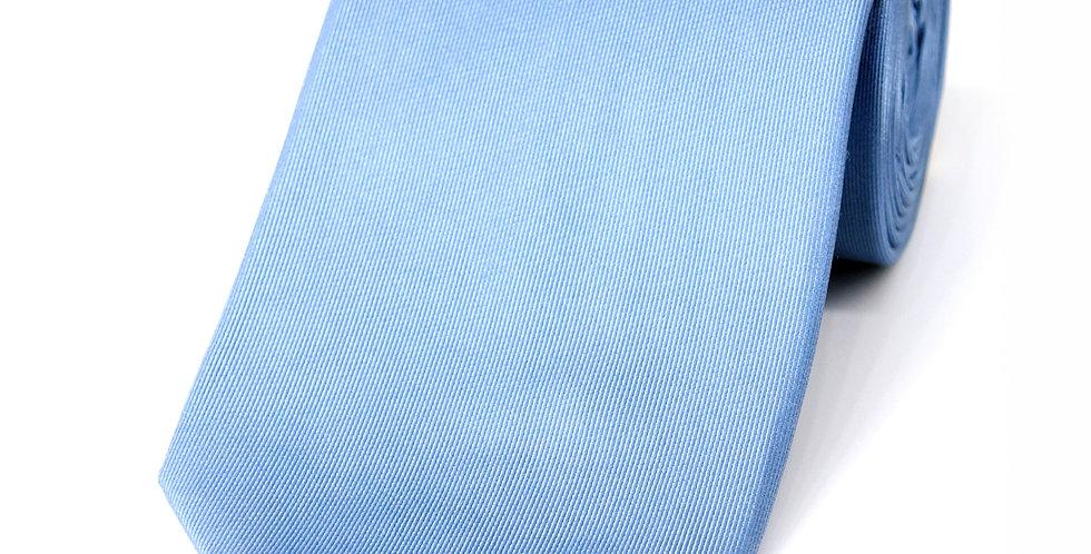 Denim Blue Plain Woven