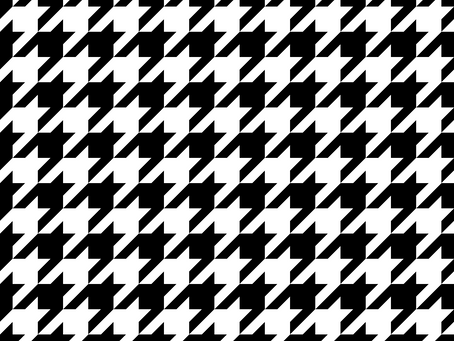 A HISTORY OF THE HOUNDSTOOTH