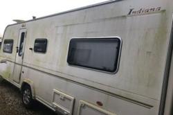 Caravan, Campervan and Motorhome Valeting based in Glasgow.3