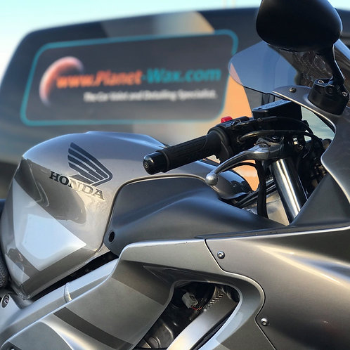 Motorcycle Valet (Mobile Service)