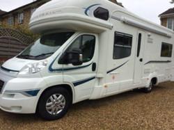 Caravan, Campervan and Motorhome Valeting based in Glasgow.8