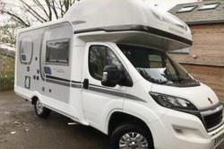 Caravan, Campervan and Motorhome Valeting based in Glasgow.1
