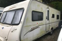 Caravan, Campervan and Motorhome Valeting based in Glasgow.5