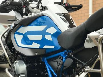 Mobile Motorcycle, Motorbike Valet, Glasgow