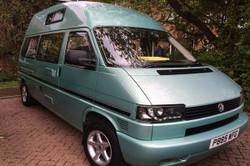 Caravan, Campervan and Motorhome Valeting based in Glasgow.9