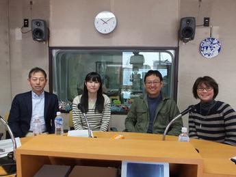 ラジオ出演/FM青森「あおもり健やかナビ いきいき健やか」