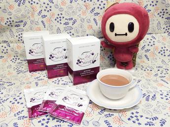 あおもりカシスミルクティー|日東紅茶