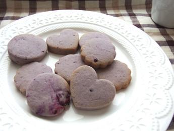 カシスクッキー