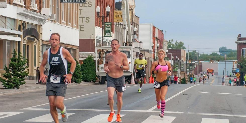 Sweetwater Valley Marathon Half Marathon and Relays