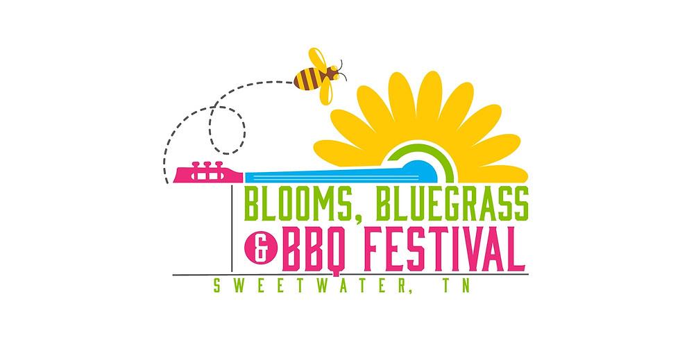 Blooms, Bluegrass & BBQ Festival