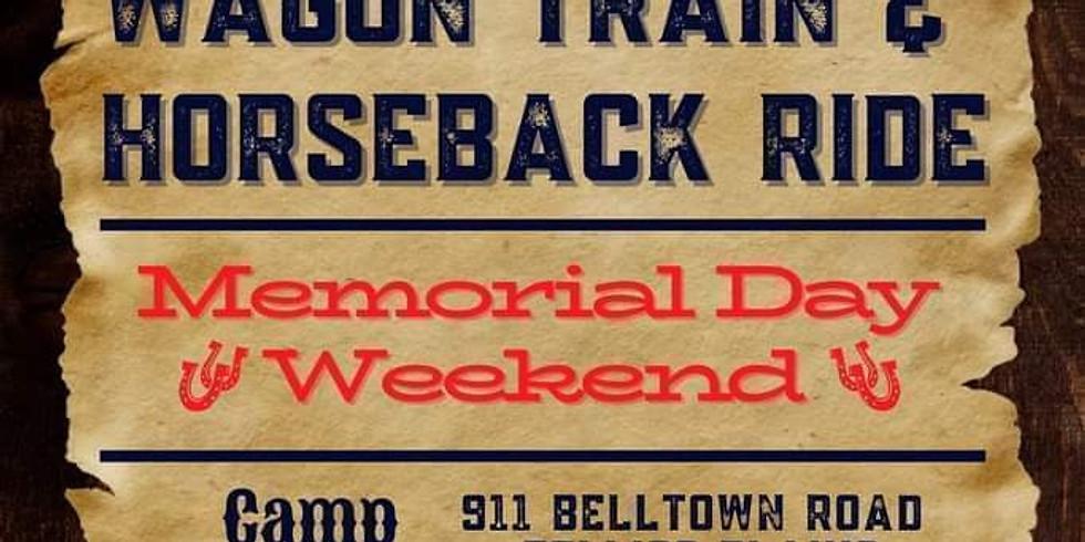 TN Tellico Plains Wagon Train & Horseback Ride