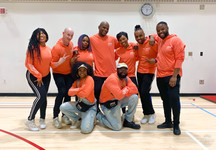 Gotham cheer with manhattan youth cheerleading program coordinators