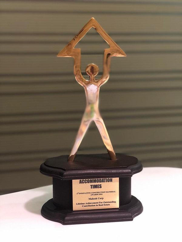 Accommodation Times Award