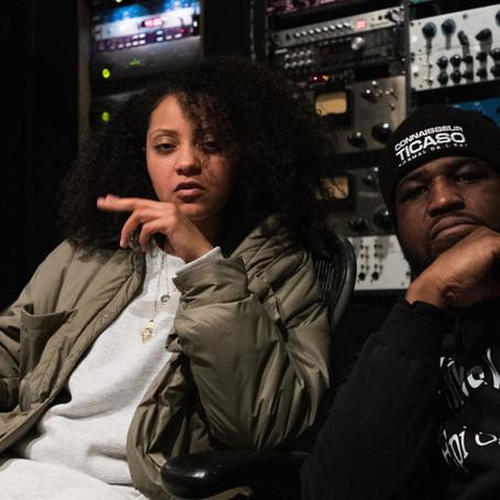 Naya Ali et Connaisseur Ticaso sur Air Ali (The Remix) - Audio