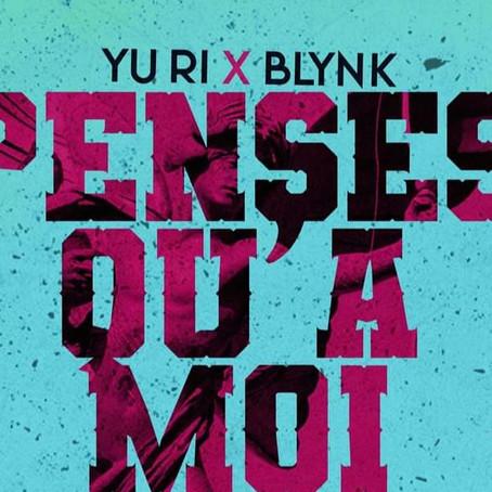 La nouveauté de YU RI & Blynk