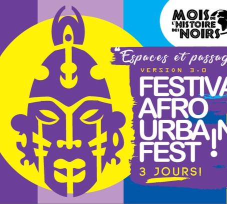 Festival Afro Urbain, 3e Édition