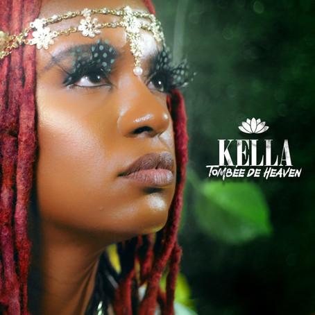 Kella est tombée de heaven