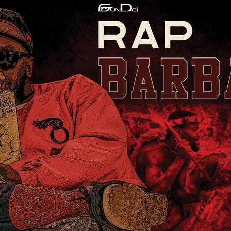 Rap Barbare de GunDei