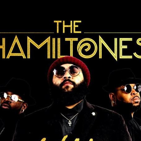 Serious du trio The HamilTones