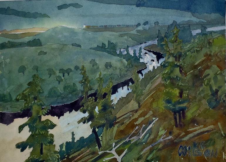 GORE CANYON TRAIN