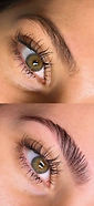 brow-lamination-service before and after