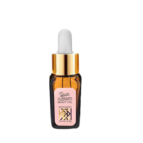 Youth in Bloom Beauty Oil by KITTO KATTO SKINCARE