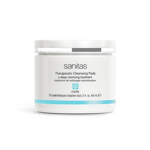 Therapeutic Cleansing Pads