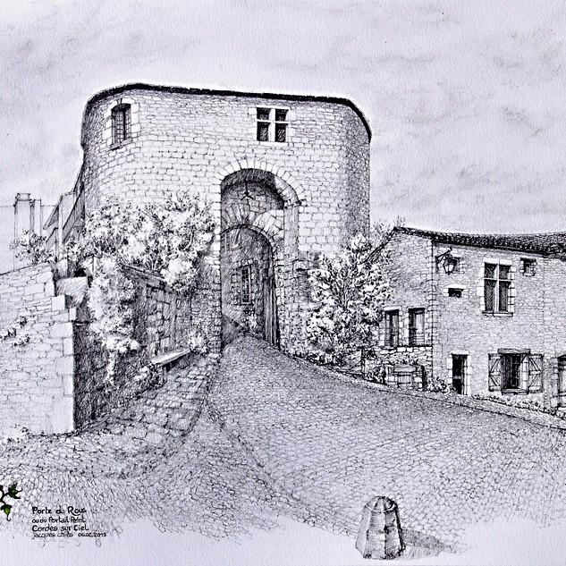 Porte du Rous