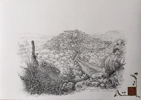 191221-Cordes (Vue du rocher du PiedHaut