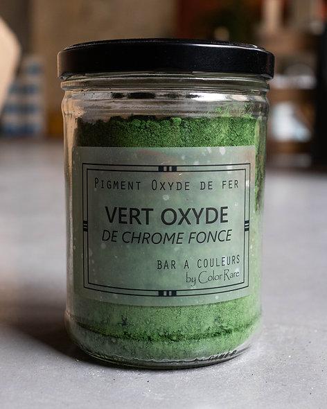 Oxyde de chrome vert foncé