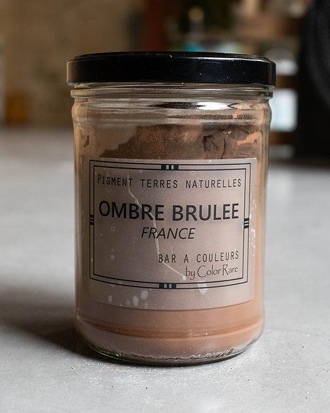 Terre d'ombre brulée - France