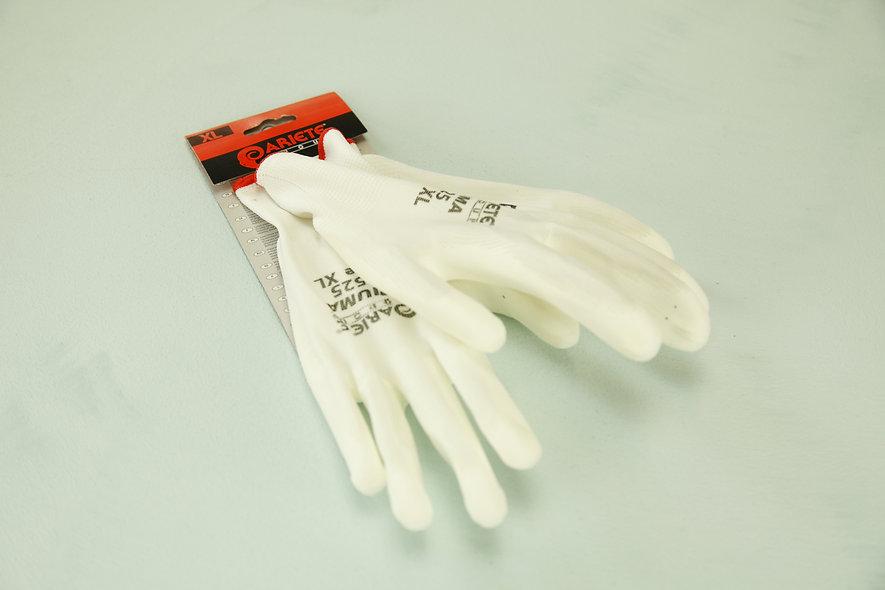 Gant bricolage textile