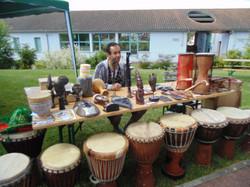 Salim - instruments africains