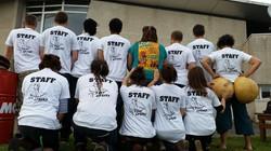 bénévoles staff