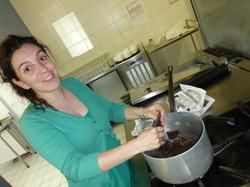 Claire au chocolat