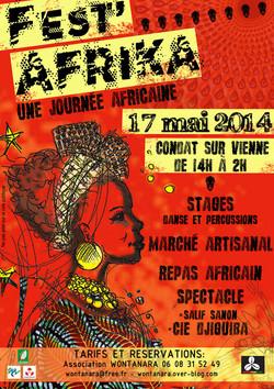 Fest'Afrika 2014