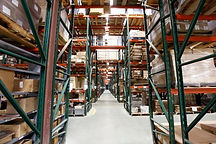 warehousing services for corporate promotional items