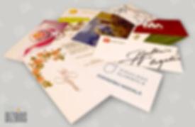 Digitālā druka - ielūgumi un kartiņas, ielūgumu un kartiņu maketu izstrāde.